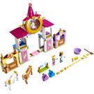 LEGO Belle and Rapunzel's Royal Stables Set 43195