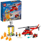 LEGO Fire Rescue Helicopter Set 60281