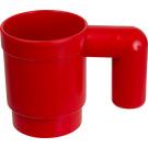 LEGO Upscaled Mug – Red (851400)