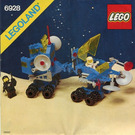 LEGO Uranium Search Vehicle Set 6928