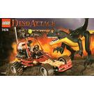LEGO Urban Avenger vs. Raptor Set 7474
