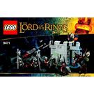 LEGO Uruk-Hai Army Set 9471 Instructions