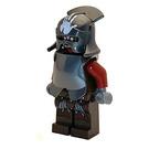 LEGO Uruk-hai - Handprint Helmet Minifigure