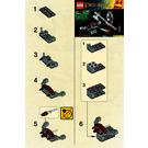 LEGO Uruk-Hai with ballista Set 30211 Instructions