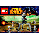 LEGO Utapau Troopers Set 75036 Instructions
