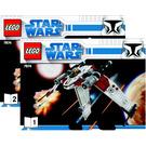 LEGO V-19 Torrent Set 7674 Instructions