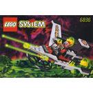 LEGO V-Wing Fighter Set 6836