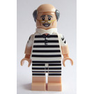LEGO Vacation Alfred Minifigure