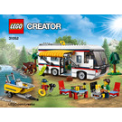 LEGO Vacation Getaways Set 31052 Instructions