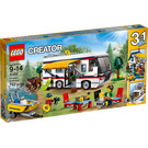 LEGO Vacation Getaways Set 31052 Packaging