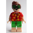 LEGO Vacation Robin Minifigure