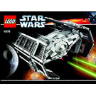 LEGO Vader's TIE Advanced Set 10175 Instructions