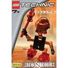 LEGO Vakama Set 8540