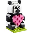 LEGO Valentine Panda Set 40396