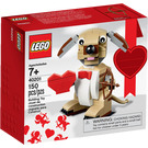 LEGO Valentine's Cupid Dog Set 40201 Packaging