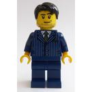 LEGO Valentine's Day Dinner Male Minifigure