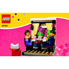 LEGO Valentine's Day Dinner Set 40120 Instructions