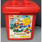 LEGO Value Bucket Medium Set 4055 Packaging