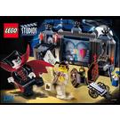 LEGO Vampire's Crypt Set 1381 Instructions