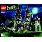 LEGO Vampyre Castle Set 9468 Instructions