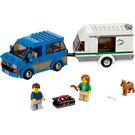 LEGO Van & Caravan Set 60117
