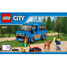 LEGO Van & Caravan Set 60117 Instructions