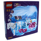 LEGO Vanilla's Frosty Sleighride Set 5842 Packaging