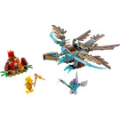 LEGO Vardy's Ice Vulture Glider Set 70141