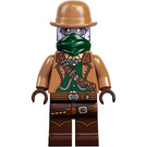 LEGO Vaughn Geist Minifigure with Angry Face