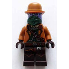 LEGO Vaughn Geist Minifigure with Smile