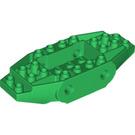 LEGO Vehicle Base with 4 Pin Holes (65186)