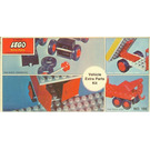 LEGO Vehicle Extra Parts Kit Set 166-2