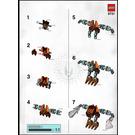 LEGO Velika Set 8721 Instructions
