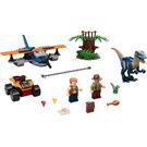 LEGO Velociraptor: Biplane Rescue Mission Set 75942