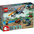 LEGO Velociraptor: Biplane Rescue Mission Set 75942 Packaging