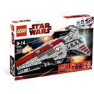 LEGO Venator-Class Republic Attack Cruiser Set 8039 Packaging