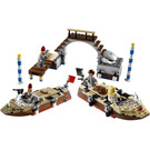 LEGO Venice Canal Chase Set 7197