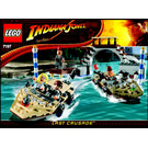 LEGO Venice Canal Chase Set 7197 Instructions
