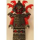 LEGO Vermillion Warrior Minifigure