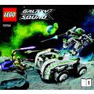 LEGO Vermin Vaporizer Set 70704 Instructions