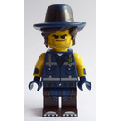LEGO Vest Friend Rex Minifigure