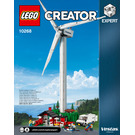 LEGO Vestas Wind Turbine Set 10268 Instructions