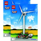 LEGO Vestas Wind Turbine Set 4999 Instructions