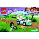 LEGO Vet Ambulance Set 41086 Instructions