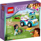 LEGO Vet Ambulance Set 41086 Packaging