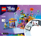 LEGO Vibe City Concert Set 41258 Instructions