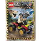 LEGO Vic Hoskins with Buggy Set 122009