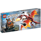 LEGO Viking Catapult versus the Nidhogg Dragon  Set 7017 Packaging