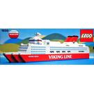LEGO Viking Line Ferry 'Viking Saga' Set 1658