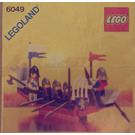 LEGO Viking Voyager Set 6049 Instructions